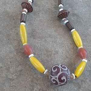 Other - Stone necklace